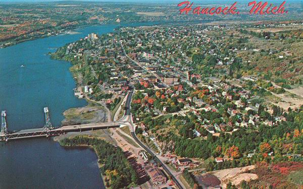 Aerial Pictures Of Michigan