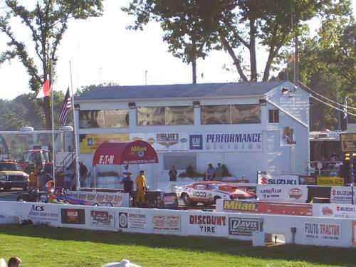 from randy Milan Dragway, Milan