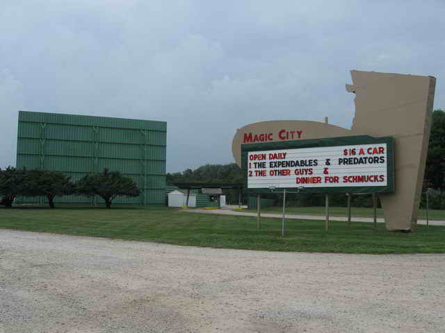 Magic City Drive In - 2010 PHOTOS