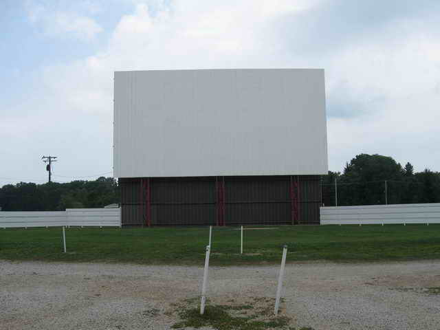Midway Drive In Theater - 2010 PHOTO