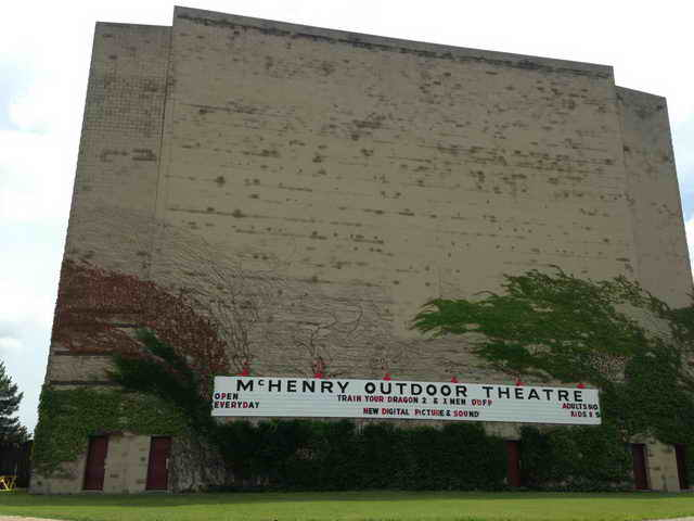 McHenry Outdoor Theatre - 2014 PHOTO