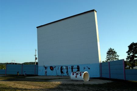 Cherry Bowl Drive-In Theatre - PLAYGROUND