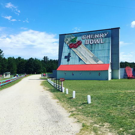 Cherry Bowl Drive-In Theatre - SUMMER 2017