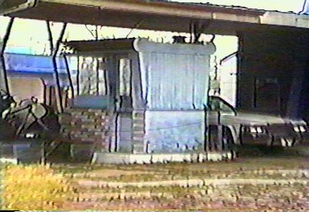 Skyway Drive-In Theatre - TICKET BOOTH FROM DARRYL BURGESS
