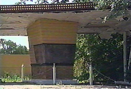 Pontiac Drive-In Theatre - TICKET BOOTH FROM DARRYL BURGESS