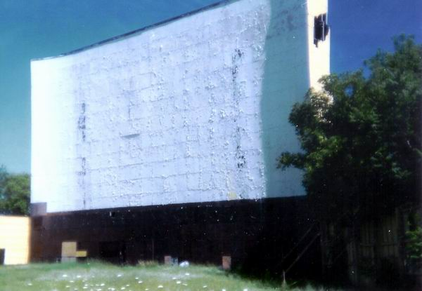 Pontiac Drive-In Theatre - SCREEN 1993 FROM GREG MCGLONE