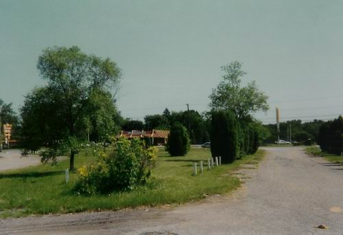Pontiac Drive-In Theatre - 1994 FROM GREG MCGLONE