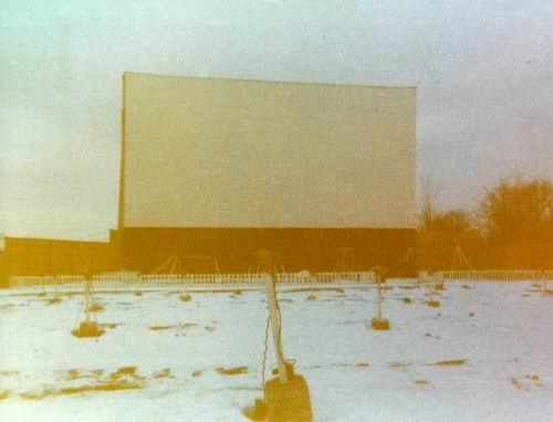 Pontiac Drive-In Theatre - 1976 CONCESSION FROM GREG MCGLONE