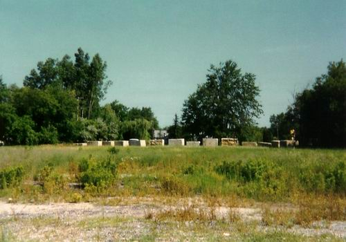 Pontiac Drive-In Theatre - 1994 LOT FROM GREG MCGLONE