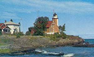 EAGLE HARBOR LIGHT KEWEENAW