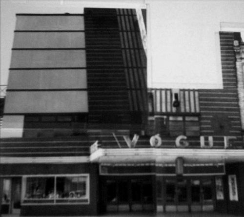 Vogue Theatre - 1970S FROM KARA TILOTSON