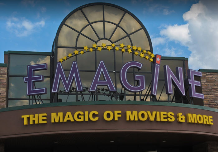 Emagine Rochester Hills - MAIN ENTRANCE