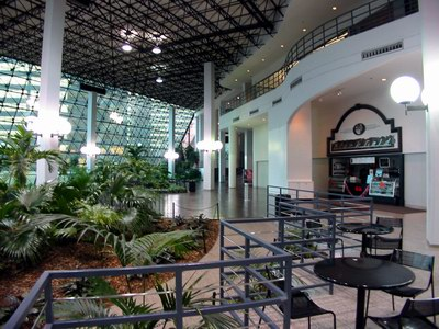 Movies at Prudential Town Center - ATRIUM FOR WAITING PATRONS