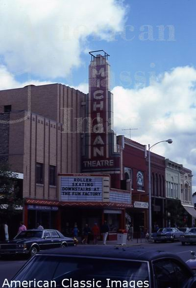 Michigan Theatre - FROM AMERICAN CLASSIC IMAGES