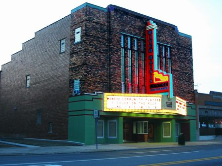 Monroe Theatre - RECENT PIC