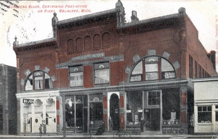 Bijou Theatre - OLD POST CARD