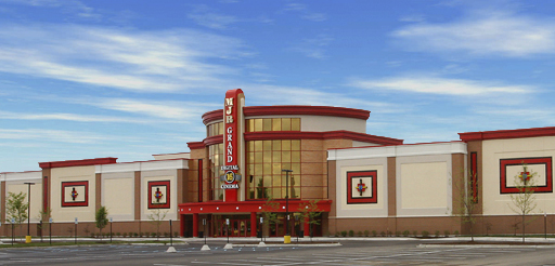 Troy Grand Digital Cinema 16 - MAIN ENTRANCE