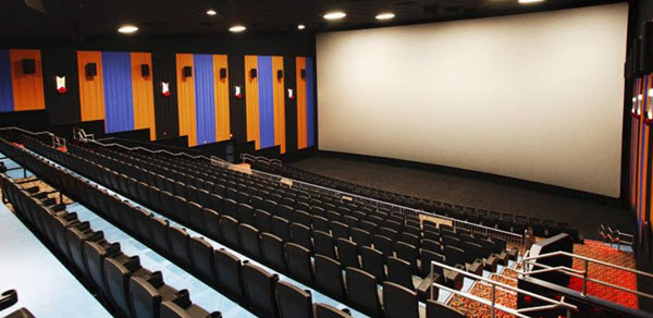 Troy Grand Digital Cinema 16 - AUDITORIUM
