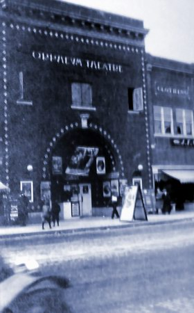 Orpheum Theatre - OLD PHOTO