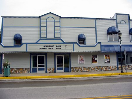 Bellaire Theatre - A RECENT PICTURE