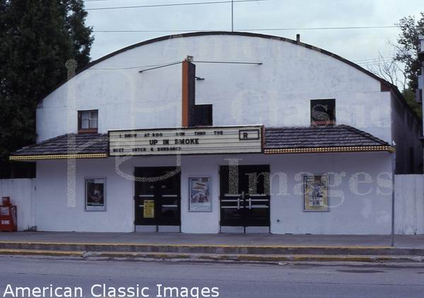 Bellaire Theatre - FROM AMERICAN CLASSIC IMAGES