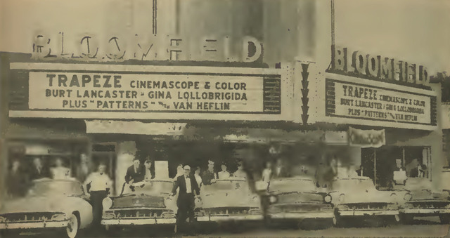 Bloomfield Theatre - OLD PHOTO
