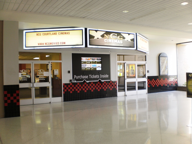 NCG Courtland Cinemas - MAIN ENTRANCE