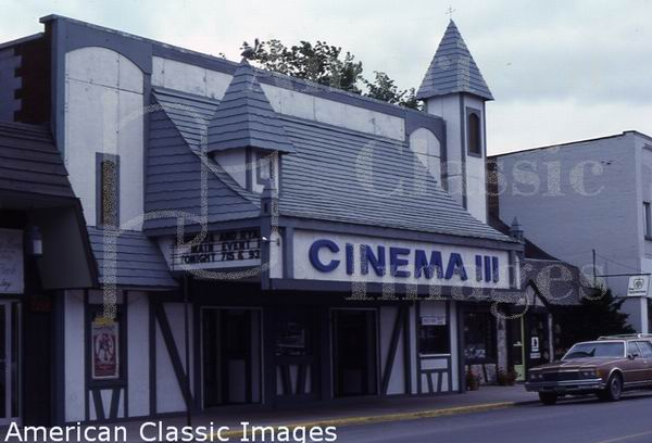 Cinema III - FROM AMERICAN CLASSIC IMAGES