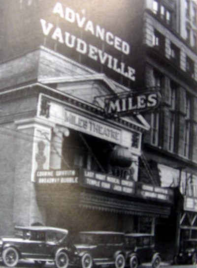 Miles Theatre - OLD PHOTO