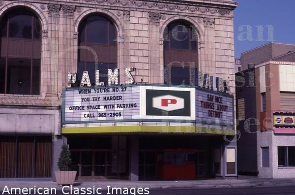 The Fillmore Detroit - FROM AMERICAN CLASSIC IMAGES