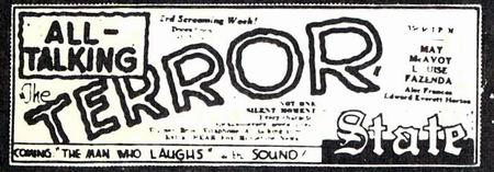 The Fillmore Detroit - OLD AD FROM JOHN LAUTER