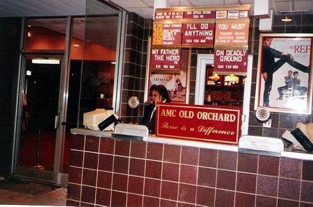 Old Orchard 3 - BOX OFFICE