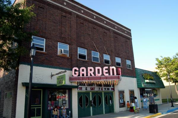 Garden Theatre - RECENT SHOT