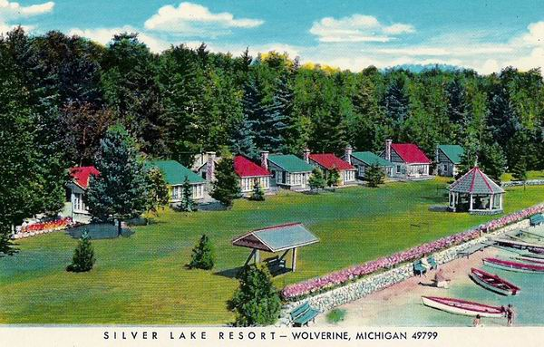 SILVER LAKE RESORT WOLVERINE