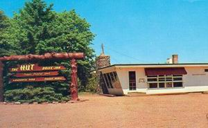 HUT DRIVE-IN CALUMET
