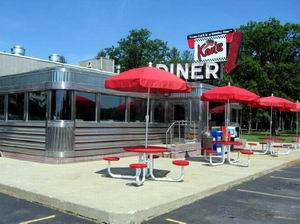 KENS DINER BIRCH RUN FROM RON GROSS