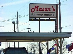 MASARS DRIVE IN-SIGN FROM JEFF RATERINK