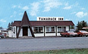 TAMARACK INN COPPER HARBOR