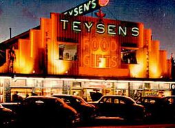 TEYSENS RESTAURANT MACKINAW CITY