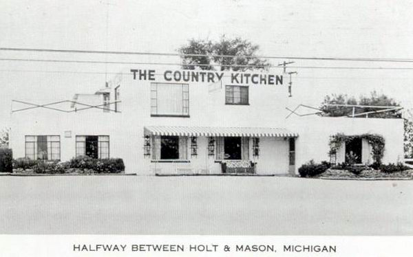 THE COUNTRY KITCHEN BETWEEN HOLT AND MASON