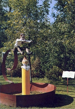 Deer Acres Storybook Amusement Park - JACK BE NIMBLE