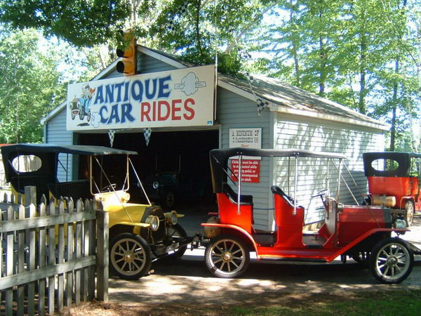 Deer Acres Storybook Amusement Park - FROM THE OLD DEER ACRES WEB SITE ARCHIVE