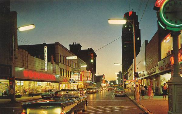 Downtown Views of Michigan Cities and Towns | Michigan